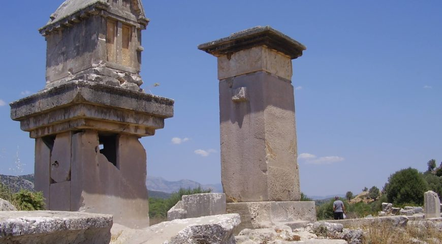 kas lycian culture tour