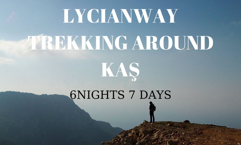 lycianway trekking