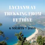 lycian way walking holiday