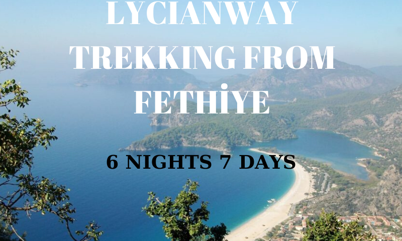 lycian way trekking