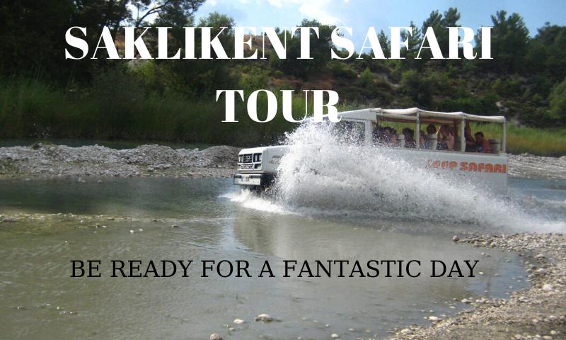 safari saklıkent tour