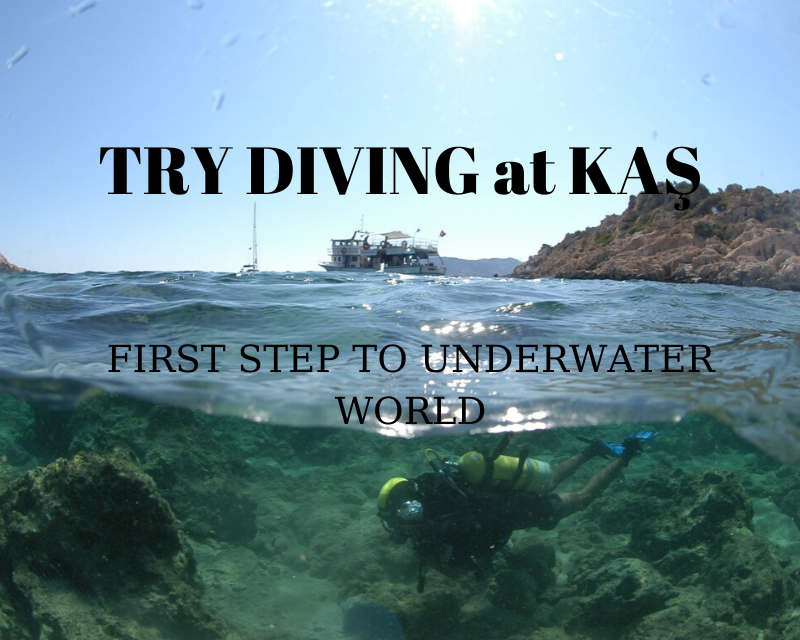 kas try diving