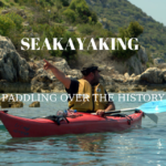 sea kayaking kas kalkan