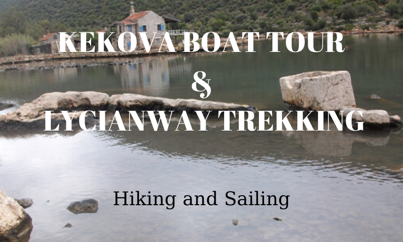 boat tour and hiking