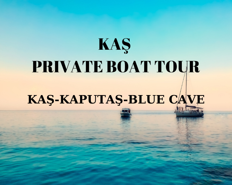 kas private boat